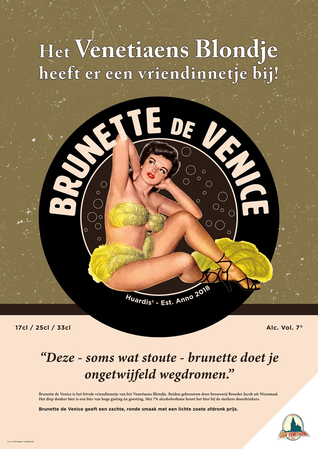Brunette1 Den Venetiaen