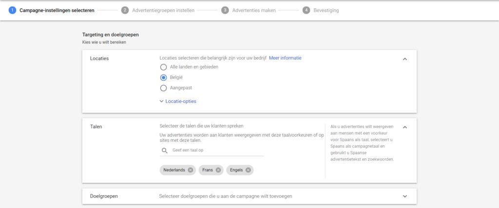 07-G-Ads-talen-selecteren-1024x427 Adverteren met Google Ads voor beginners (2019)