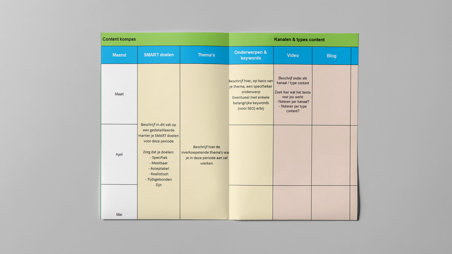 Content-kompas-poster-template Downloads